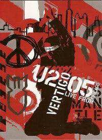 Cover U2 - 05 Vertigo - Live From Chicago [DVD]